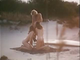 Phone sex two girl Outdoor beach sex two girl threesome from 1979