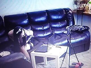 How do homeless teens live - Girl doing sex webcam show live