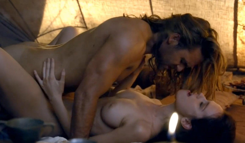 Spartacus Nude Sex Scenes
