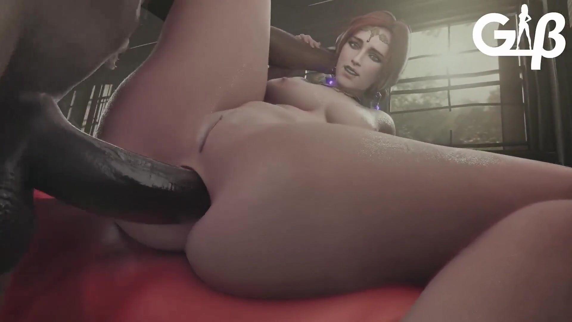 Merigold porno triss Triss Merigold