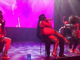 Ashantis sex tape Ashanti sexy on stage 1 shebad