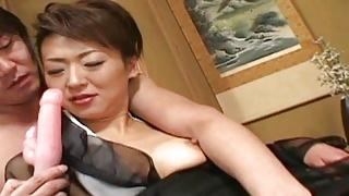 Reina Matsuyuki amazes nude scenes when - More at hotajp.com