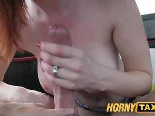 Show men sucking cocks Hornytaxi two hot girls with big tits show there cock sucking