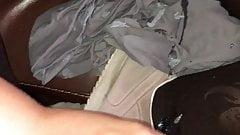 Cum sexy pantyhose, shoes