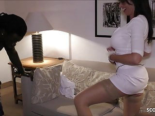 Cum eating from condom German mom dacada eat sperma from condom after bbc fuck