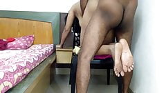 Sex with desi Indian aunt in hotel