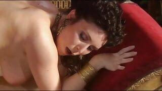 Lydia St. Martin – beautiful brunette mature enjoys a hard fuck