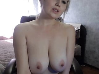 Russian girl hard porn - Beautiful russian girl shows hard nipples