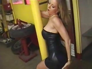 Amber michaels fucking - Amber michaels solo masturbation in tight black dress