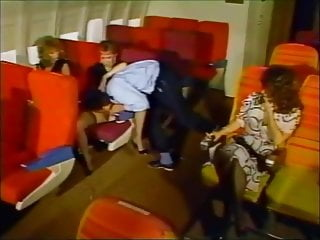 Vintage air homepage Young air hostess fucked on air