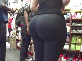 Ass girls with big asses - Amazing juicy ass girls in tight spandex