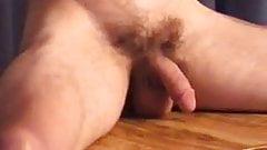 Amador trabalhador masculino, caipira tom nuts para a câmera