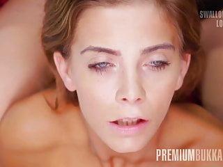 Mature porn premium - Premium bukkake - camille oceana gulps 52 mouthful cum loads