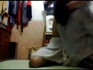 Indonesian babe sex - Indonesian babe ocha steamy sex video with lover