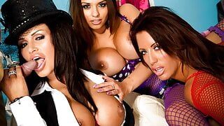 XDOMINANT 054 - ORGY WITH HOT MILF AND DAUGHTERS