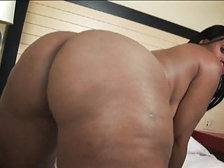 Thick black bbw Thick black whore gets on her knees and deep throats a throbbing shaft