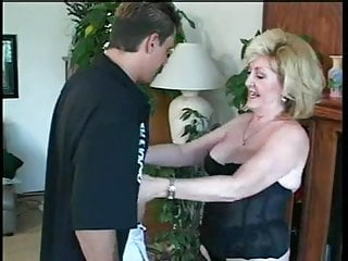 Black woman wit nice tits - Old woman wit young man