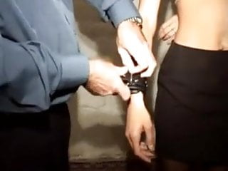 Celbs in bondage - French antilla in bondage and submission
