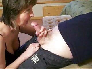Give good anal - Granny give good blowjob