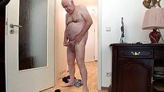 old men nude