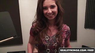 Money Talks - Alexa Jones- American Pornstar casting