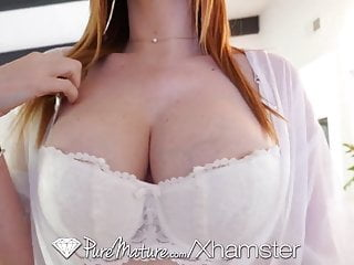 Porn videos companys Puremature lonely housewife lauren phillips gets company