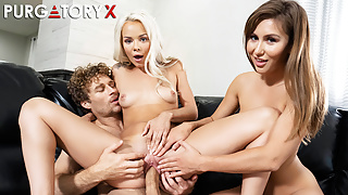 PURGATORYX My Sexy Roommate Vol 1 Part 3 with Elsa and Paige