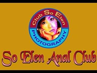 Ass licking club com So elen anal club vol.7
