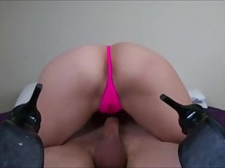 Pussy exploding video Horny cowgirl riding ride him up until he explode in her