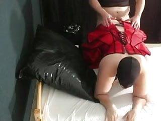 Milf fuck boy porn Milfs in black mask fuck boy