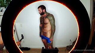 model, tattoo