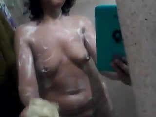 Nude bathing together Aunty from lahore nude bathing