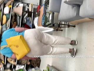 Bbw ebony fat asses Big fat ass ebony redbone granny