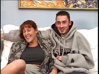 Cute gay white trash - White trash couple fuck in their living room