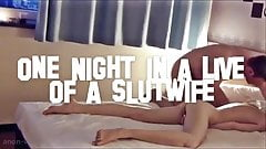ONE NIGHT IN THE LIFE OF A SLUTWIFE -PMV- TaylorZwift Teaser