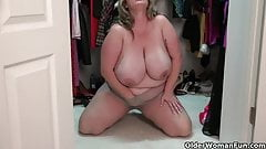 An older woman means fun part 162