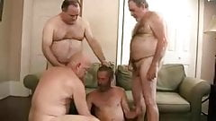 Old Daddies Cocksucking Party