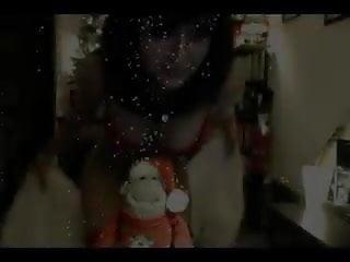 Blue tit christmas ornament - Blue christmas