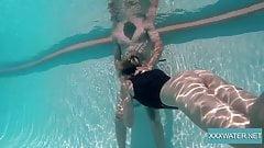 Best underwater blowjobs by Marcie
