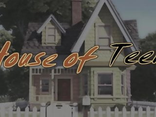 Small cock vintage House of teen 29