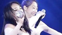 Korean Wet Dance Performance