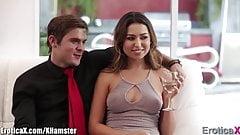 EroticaX James Deen And Alexa In HOT Couple Swinging