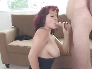Mature 40 something - Beautiful mom with natural tits something hairy cunt