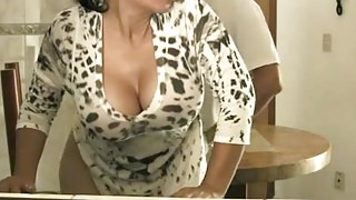 Young boy fucks sexy Step Mom, part 1