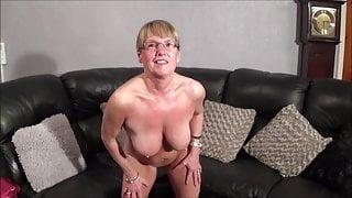 Full Back Knicker's Naked lounge dance