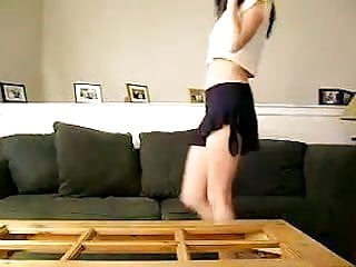 Very tall huge natural tits - Very tall girl erotic dance