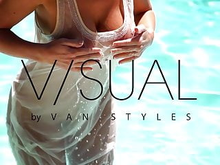 Blonde bikini photos 33. jayden jaymes x van styles photo shoot for v-sual app