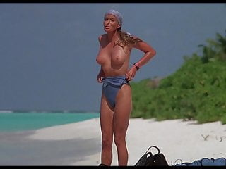 Sexy ghost stories - Bo derek - utterly nude and hot - ghosts cant do it
