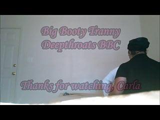 Black fucking tranny - Thick ebony tranny devours bbc