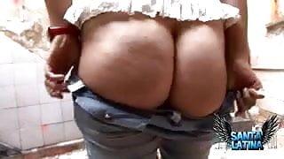 Amateur colombian girl fucking